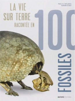 100 fossils – now in French and German