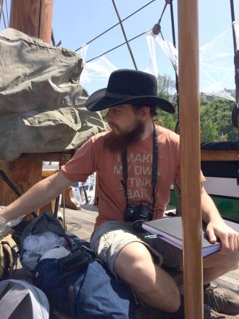 Ian @ Dressing of Ancient Mariner